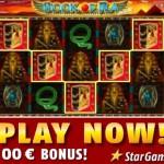StarGames Casino €100 ilmaista rahaa ja ei talletus bonuksia
