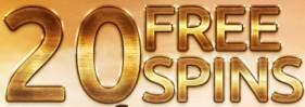Casino Duke freespins bonus