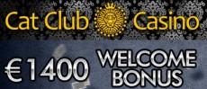 Cat Club Casino free bonus