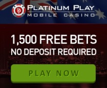 platinum play casino no deposit bonus codes