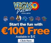 Vegas Palm Casino free spins
