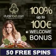 Dublinbet Casino free spins