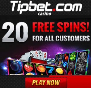 Tipbet Casino free spins