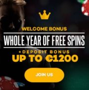 ShadowBet Casino free spins