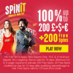 Spinit.com Casino | 200 free spins   €1000 bonus | Online & Mobile