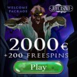 JOY CASINO | 200 free spins   425% up to €2000 gratis bonus