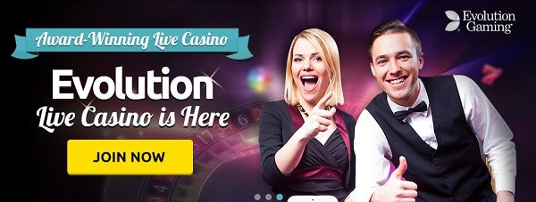 Live Casino with Real Dealers!