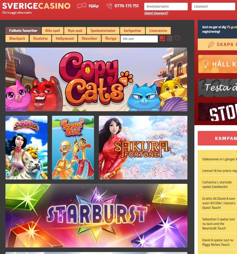 Online & Mobile - free spins bonus