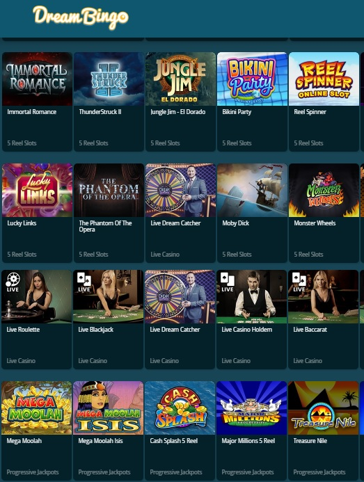 Dreams Casino Review – Is Dreams a Safe Casino?