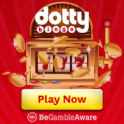 Dotty Bingo Casino 50 free spins no deposit bonus for new players!