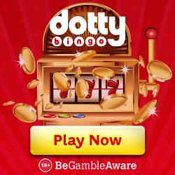 Dotty Bingo Casino 50 free spins no deposit bonus for new players!