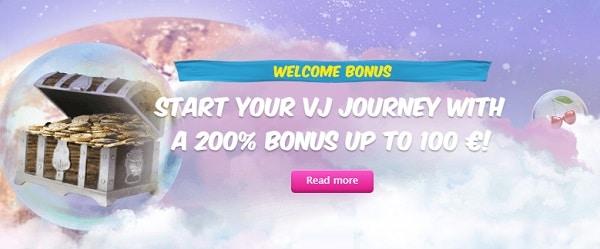 Vera John Online Casino Review
