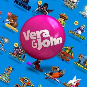 VeraJohn.com Casino - 200 free spins and 200% welcome bonus!