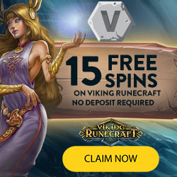 Vikingheim Casino 35 free spins + 235% up to €/$1,050 free bonus
