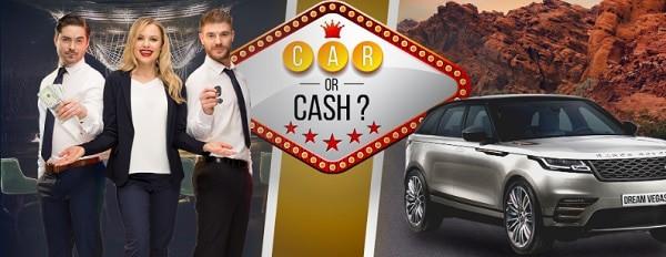 Cash or Car?