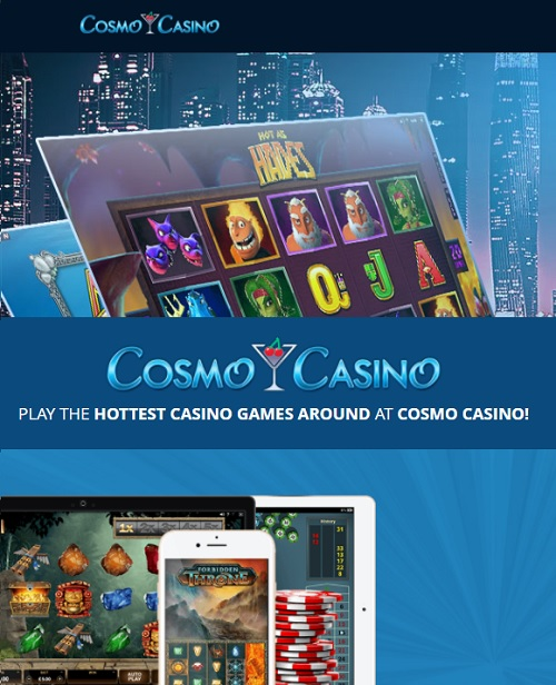 Cosmos Casino Login