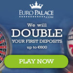 Euro Palace Casino 100% bonus & 100 free spins on deposit