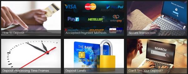 888Casino banking