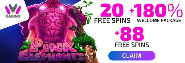 88 free spins and 20 gratis spins