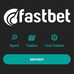 Fastbet Casino €50 welcome bonus for Sweden, Germany, Finland