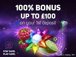100% bonus