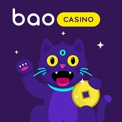 Bao Casino (SoftSwiss & Direx NV) 100 free spins welcome bonus