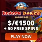 All Slots Casino 50 free spins no deposit + €1500 exclusive bonus
