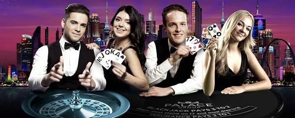 Jackpot City Casino Live Dealer
