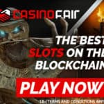 CasinoFair 20,000 FUN free tokens bonus without deposit