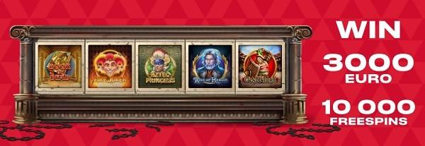 FavBet Casino tournament