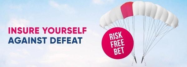 FavBet Casino Risk Free Bet Bonus