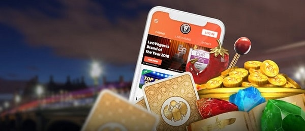 200 free spins at LeoVegas