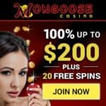 Mongoose Casino 30 free spins no deposit bonus code