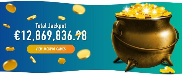Progressive Jackpots | Slot Machines | Table Games | Live Dealer