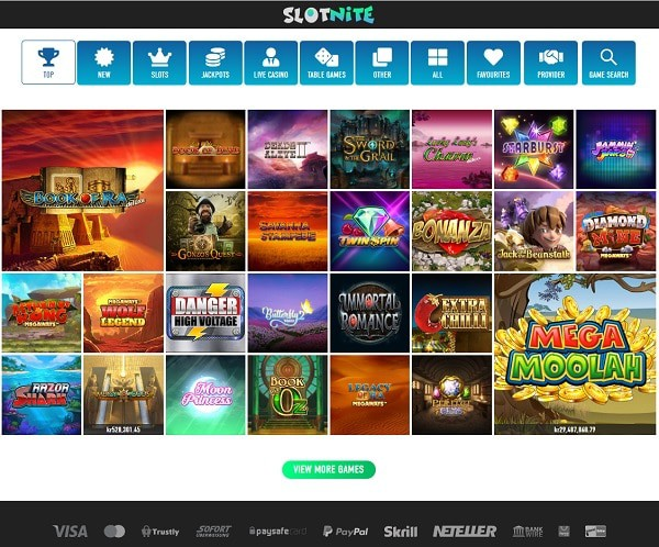 Online Casino Review & Rating 10/10