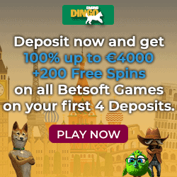 Dingo free spins bonus