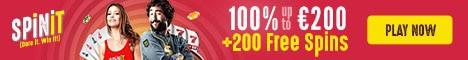 Spinit Casino 100% free bonus, free spins, no deposit bonuses | Fast payouts | NetEnt, Microgaming