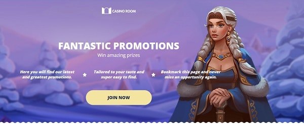 Enjoy exclusive bonuses, free spins and no deposit offers!