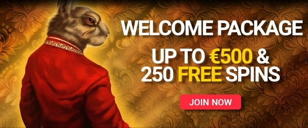 250 FS and 100% Free Bonus