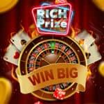 How to get 5 euro no deposit bonus to Rich Prize Canino?