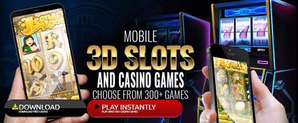 3D Slot Machines