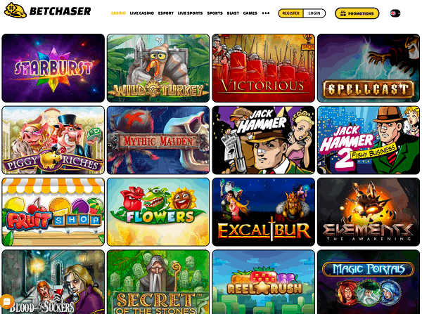 Welcome to the best casino with free bonuses!