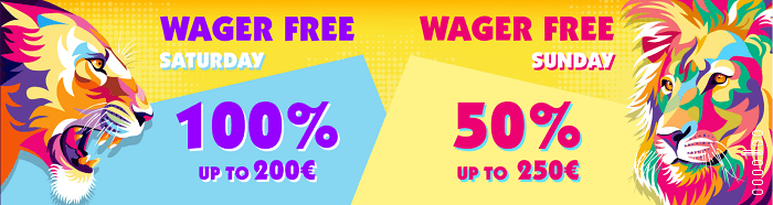 HAZ WAGER FREE BONUS