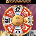 Winorama Casino €/$7 free bonus on scratch card games