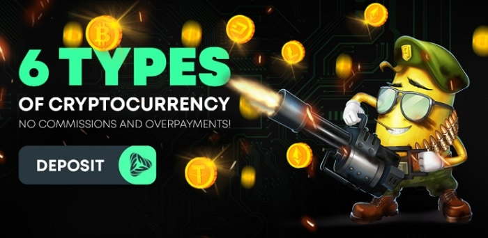 crypto currency casino games and payments