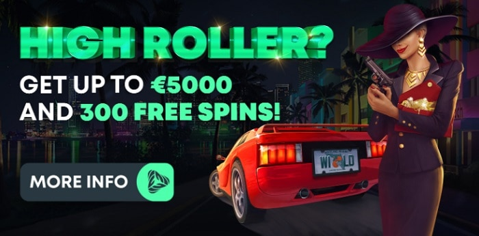 Green Spin Welcome Offer