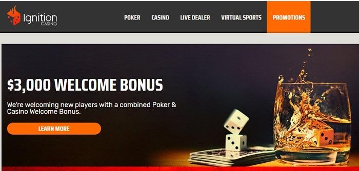 New Player Bonus on Deposit