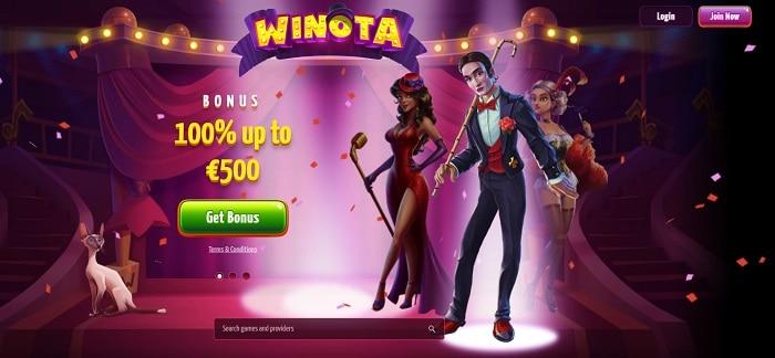 New Player Welcome Bonus Promotion