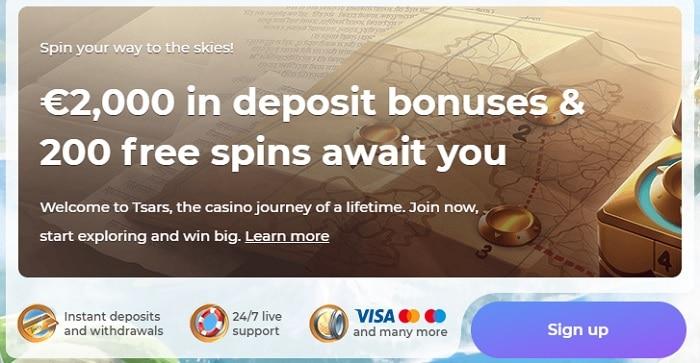 200 gratis spins on Starburst