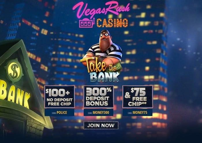 $100 free cash bonus